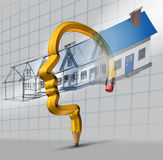 Architecture Planning Stock Images