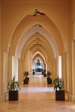 Architecture in Porto Arabia, Doha Royalty Free Stock Photography