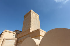 Architecture in Porto Arabia. Doha Royalty Free Stock Images
