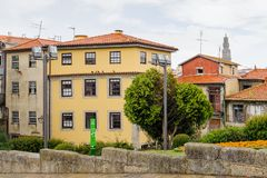 Architecture of Porto, Portugal royalty free stock photos