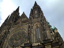 Architecture in Prague Stock Photo