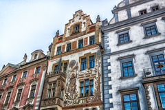 Architecture of Prague Stock Photography