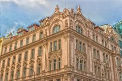 Architecture of Prague Royalty Free Stock Images