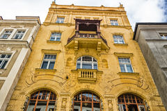 Architecture of Prague Stock Images