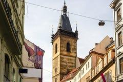 Architecture of Prague Stock Photo