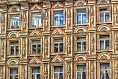 Architecture of Prague Royalty Free Stock Photo