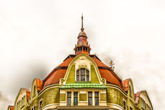 Architecture of Prague Royalty Free Stock Image