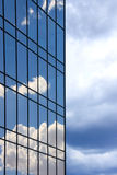 Architecture Reflection Royalty Free Stock Photo