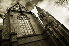 Architecture religieuse Photographie stock