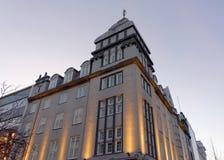 Architecture of Reykjavik Stock Photography
