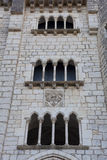 Architecture of Rocamadour Royalty Free Stock Photography