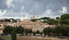 Architecture of Rome Stock Photo