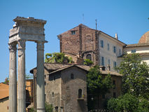 Architecture of Rome Stock Photography