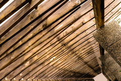 Architecture of  roof Royalty Free Stock Photo