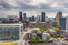 Architecture of rotterdam Royalty Free Stock Images