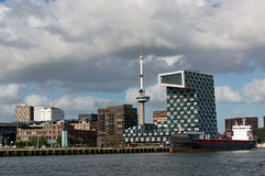 Architecture of Rotterdam Stock Images