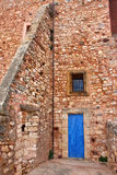 The Architecture of Roussillon Royalty Free Stock Image