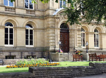 Architecture Saltaire Yorshire Stock Image