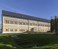 The architecture in sam sergei abbey,russian federation Royalty Free Stock Images