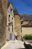 Architecture of Sarlat-la-caneda Royalty Free Stock Photography