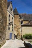 Architecture of Sarlat-la-caneda Royalty Free Stock Photography