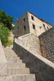 Architecture of Sartene Royalty Free Stock Photos