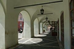 Architecture in Sibiu Stock Photo