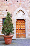 Architecture in Siena, Stock Photography
