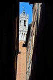 Architecture in Siena, Royalty Free Stock Photography