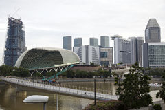 Architecture in Singapore Stock Photos