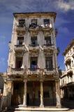 Architecture socialiste du Cuba Photos libres de droits