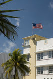Architecture south beach miami Stock Photography