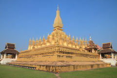Architecture in south-east Asia. Architecture and pagoda in south-east Asia Stock Image