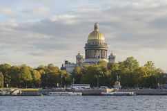 The architecture of St. Petersburg Stock Photo Royalty Free Stock Photography