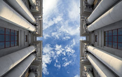 Architecture staliniste Image stock