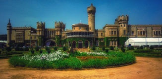 Architecture. This is stock photo taken at banglore fort, India stock photography