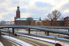 Stockholm City Hall Stock Photography