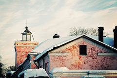 Architecture of Suomenlinna Sea Fortress Royalty Free Stock Images