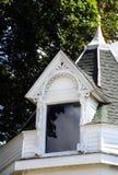 Architecture sur la maison victorienne Images stock