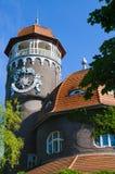 Architecture of Svetlogorsk Stock Photo