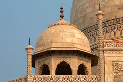 Architecture of Taj Mahal Royalty Free Stock Image