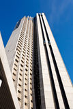 Architecture of the tallest hotel in Europe Stock Photography