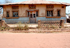 Architecture tanzania Royalty Free Stock Photos