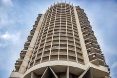 Architecture of Tel Aviv Stock Image