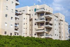 Architecture of Tel Aviv Stock Photo