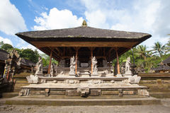 Architecture of temple in Bali. Royalty Free Stock Image