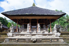 Architecture of temple Bali, Indonesia Stock Image