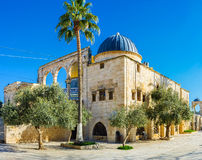 The architecture of the Temple Mount Stock Images