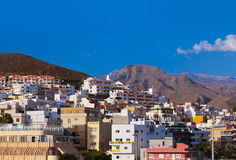 Architecture at Tenerife island - Canaries Royalty Free Stock Images