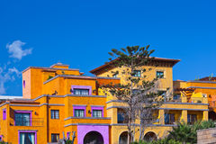 Architecture at Tenerife island - Canaries Royalty Free Stock Image